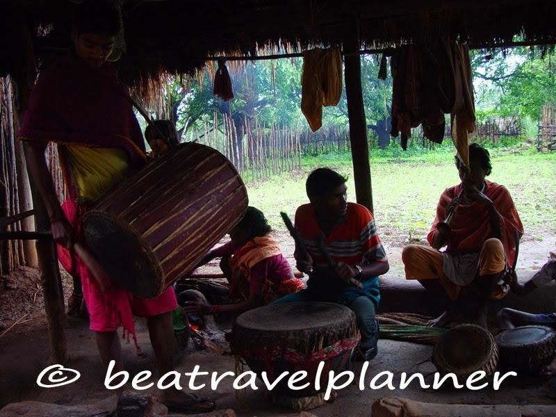 Tamburi al villaggio