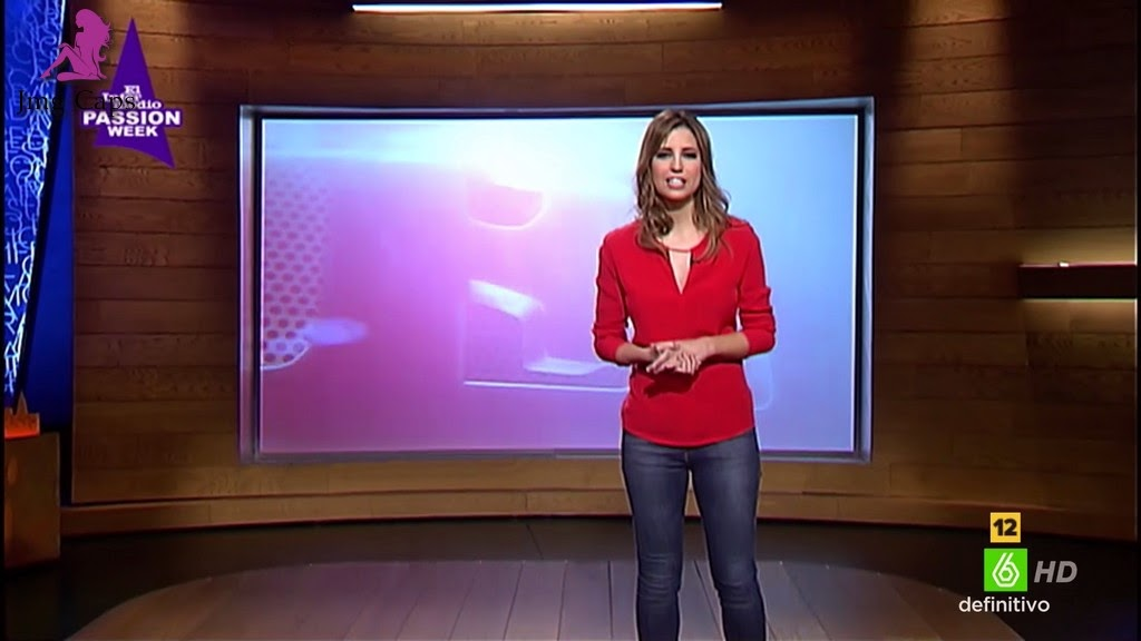 SANDRA SABATES, PASSION WEEK (30.03.15)