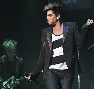 Adam Lambert - Trespassing in Wilkes Barre