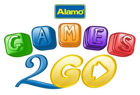 AlamoGames2Go logo
