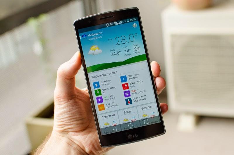 LG G Flex 2 Mobile