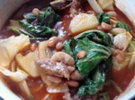 Chicken Puchero (Pochero) Recipe (chicken, and pork or beef)