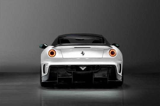Ferrari 599-VX Coupe