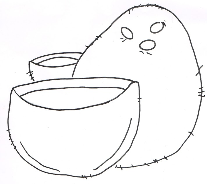 coconut coloring pages - photo#14
