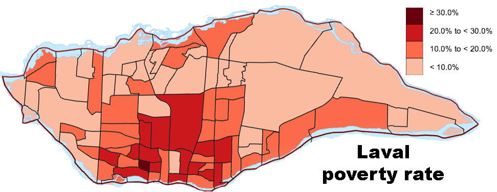 Bordeleau to tackle Lavals growing poverty rate Newscoverage