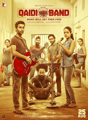 Qaidi Band 2017 Hindi DVDRip 700mb x264
