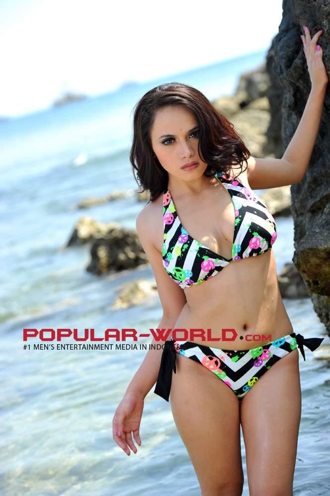 Sisilia Tjoe Model Sexy Popular Galeri Foto Cewek Abg Igo Artis