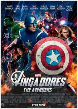 Download - Os Vingadores HDTS - AVI - Dublado - 2012