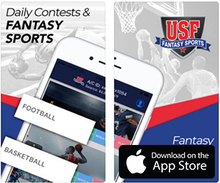 Sports App of the Week - USFantasy Sports