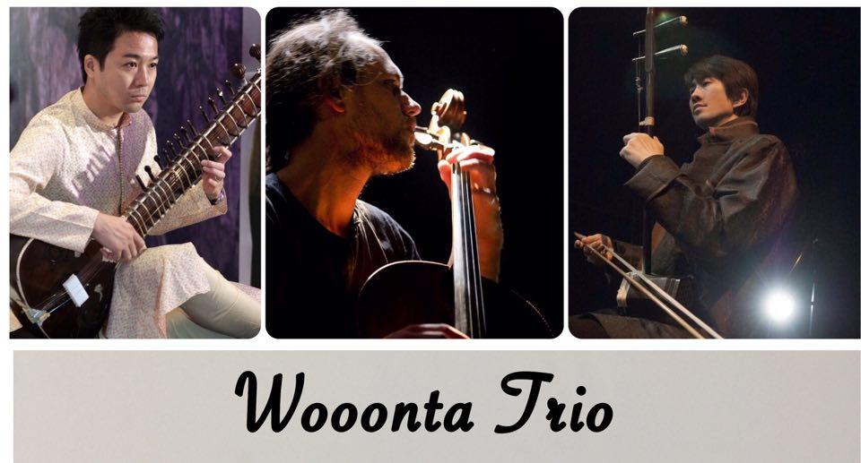 Wooonta Trio -跨越國界的音樂對話-