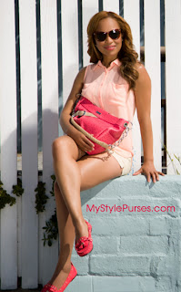 Pink Loretta Shell for Miche Demi Bags from MyStylePurses.com