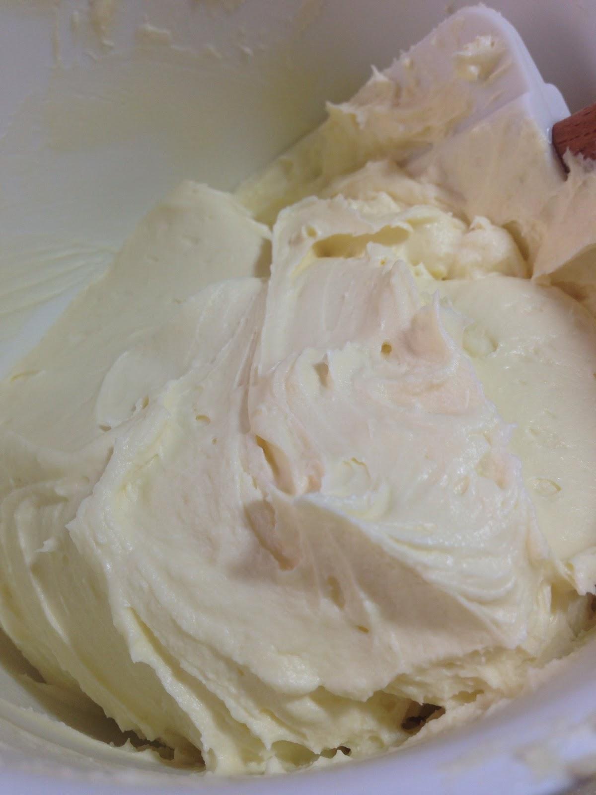 stiff cream cheese frosting