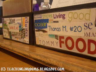 http://teachinginroom6.blogspot.com, Classroomdiy.com