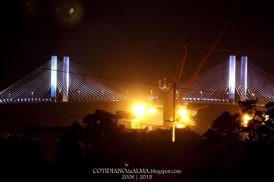 Ezequiel Rodrigues. Cotidiano da alma. Rio Potengi. Natal. Cidade do sol. Ponte Newton Navarro.