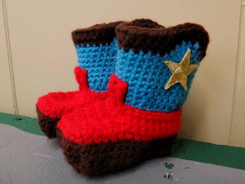 Crochet Mini Cowboy Hat Pattern : Grandma Swills Handcrafted Knits: