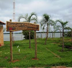 Rio Paraná  - Panorama/SP -2012.