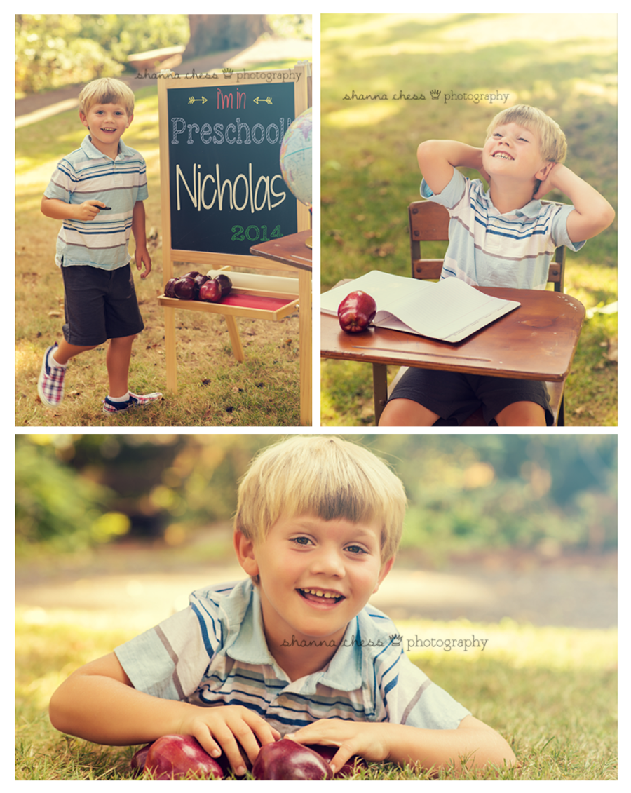 eugene springfield oregon back to school child photography