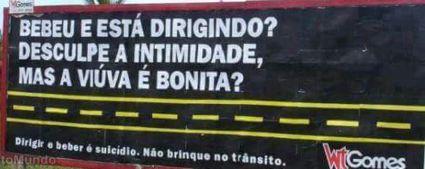 ATENÇÃO MOTORISTA - III