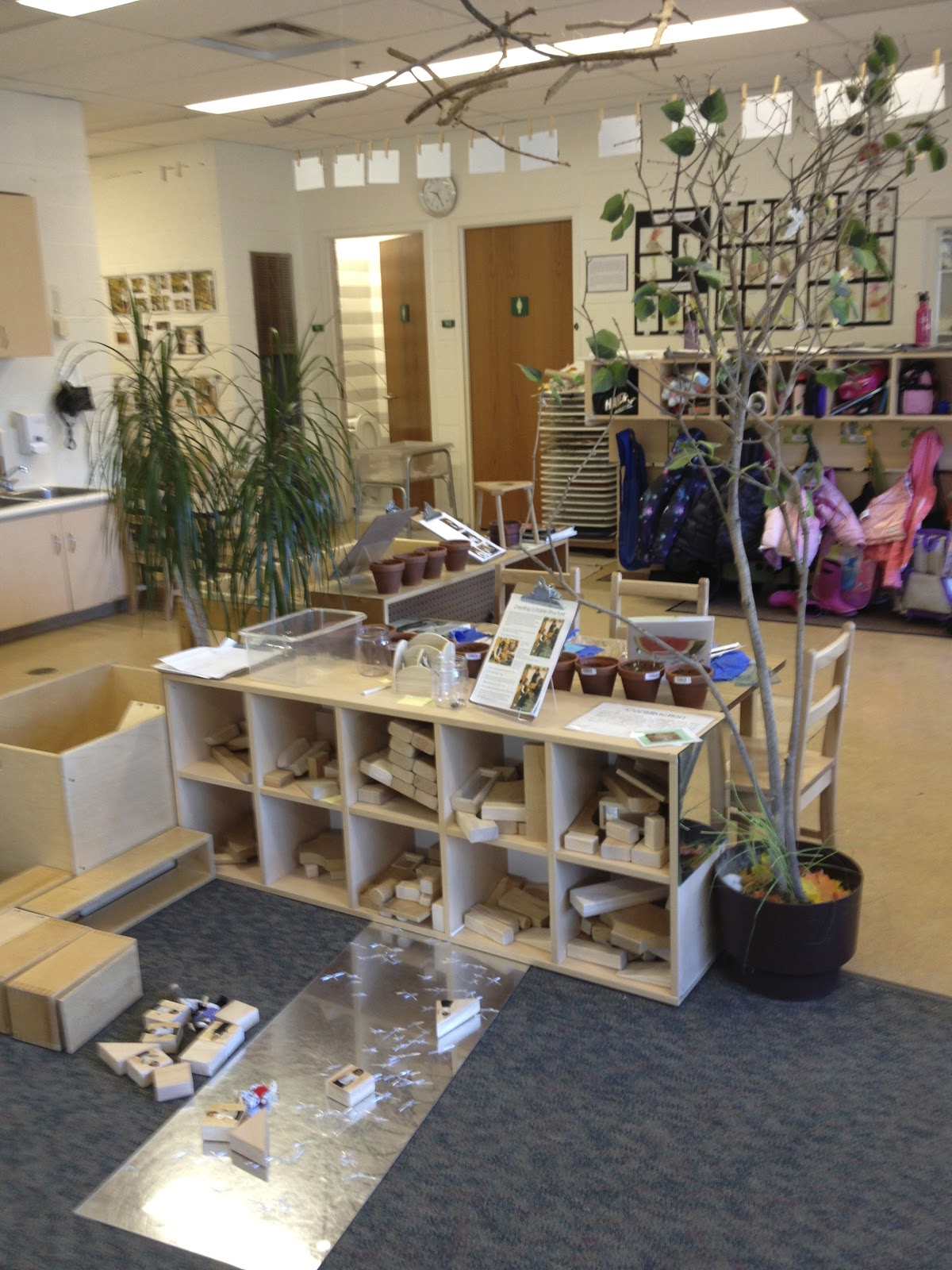 Collaborative Math Classroom ~ Transforming our learning environment into a space of