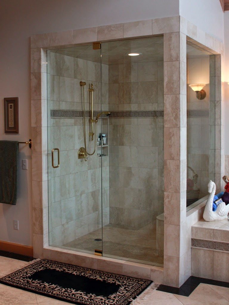 Glass Shower Enclosures ~ affordable shower doors