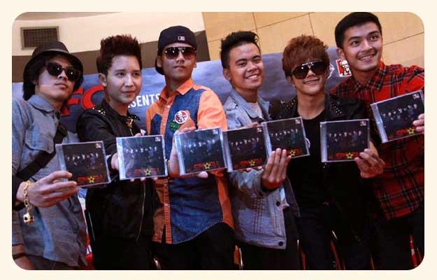 Step Forward Album Terbaru SMASH Tampil Lebih Dewasa