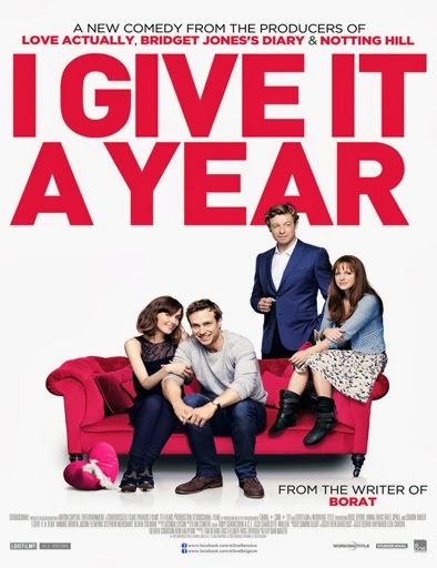 I Give It a Year (2013) Online Latino