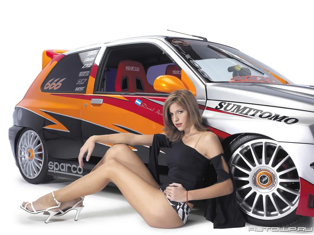 cool cars hot girls № 144660