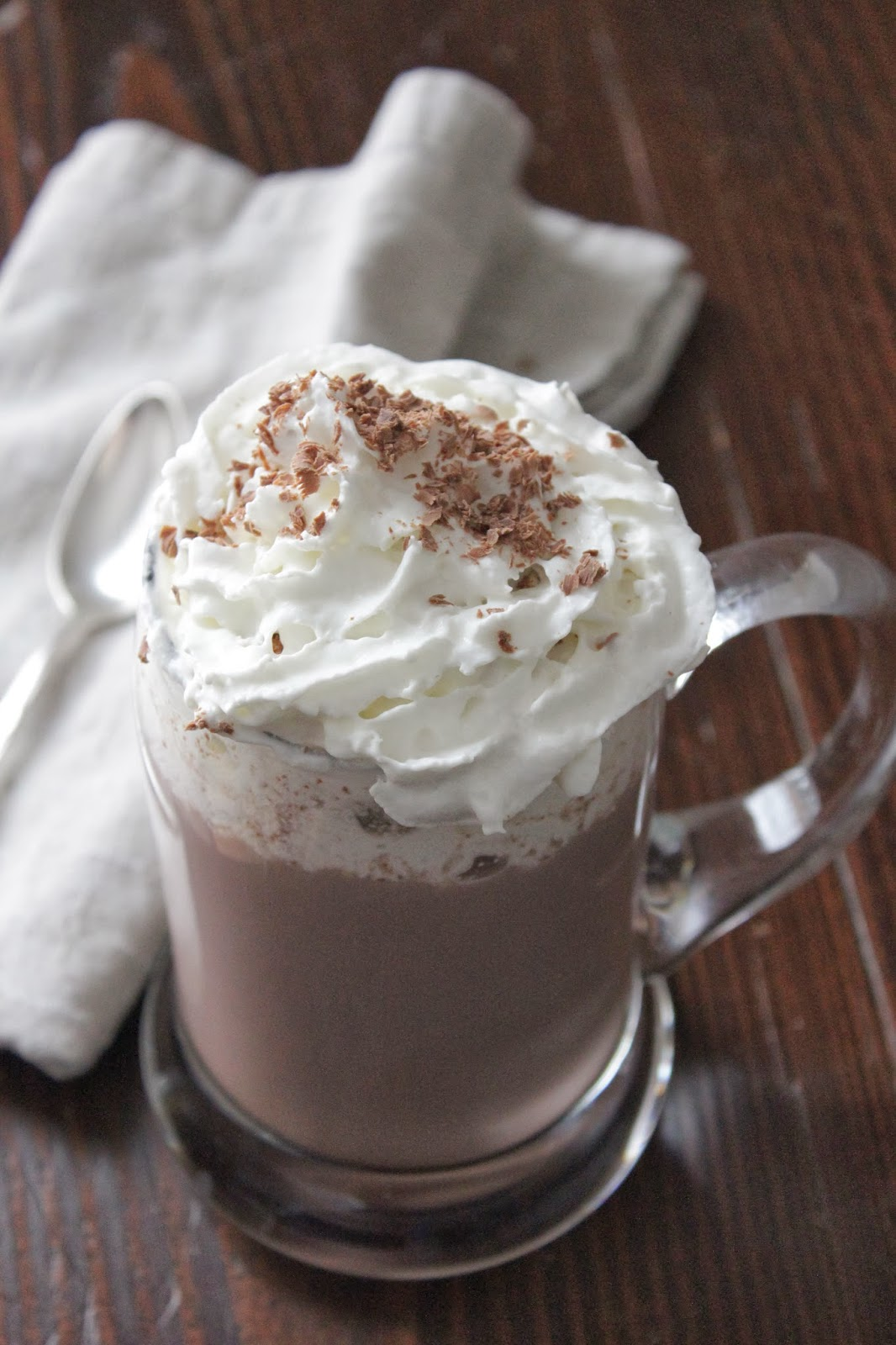 Four and Know More: Skinny Hot Chocolate