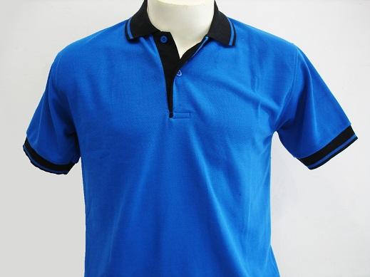 Blue Ocean Shirt Desain Baju Polos Warna Navy