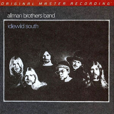 The Allman Brothers Band - Idlewild South 1970 (USA, Southern Rock, Blues-Rock)