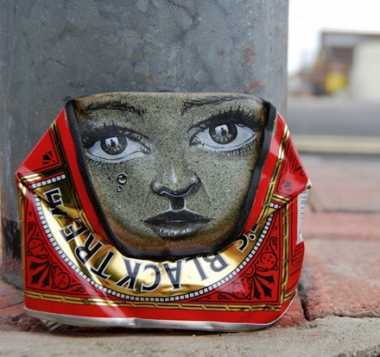 alitampouras.blogspot.gr - Τέχνη του δρόμου από κονσερβοκούτια!