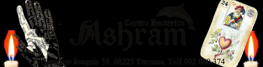 Centro Esoterico Ashram - Tarot y Videncia en Terrassa