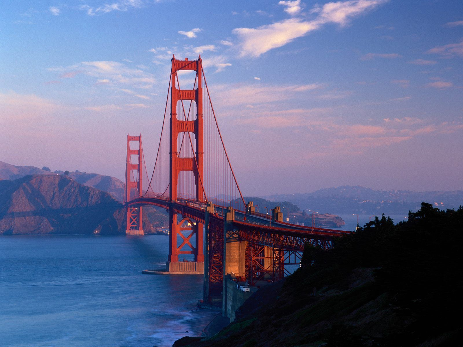 Our amazing planet earth golden gate bridge for Western union san francisco ca