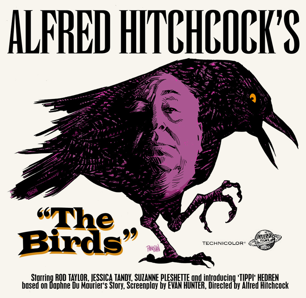 alfred hitchcock the birds analysis essay