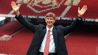 Arsène Wenger 1996
