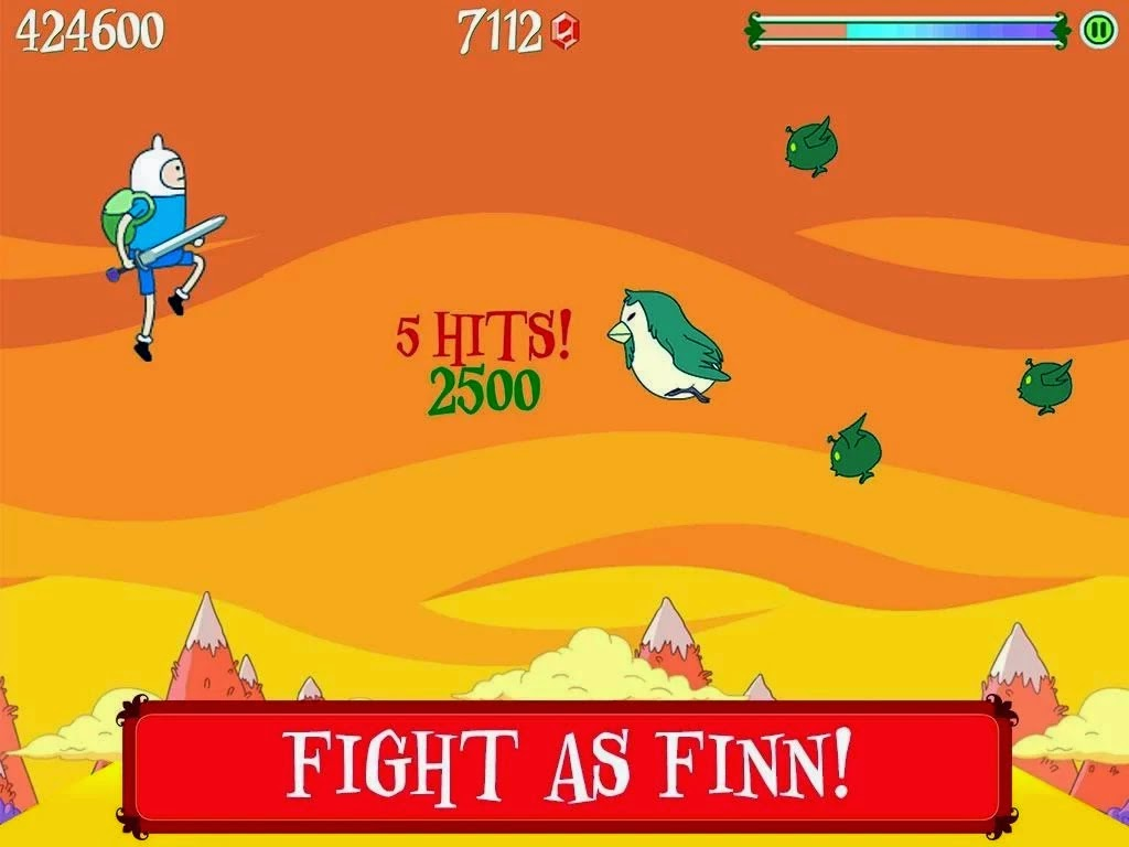 Fionna Fights - Adventure Time v1.2
