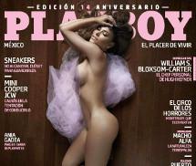Gaby Ramírez Playboy México Outubro 2016