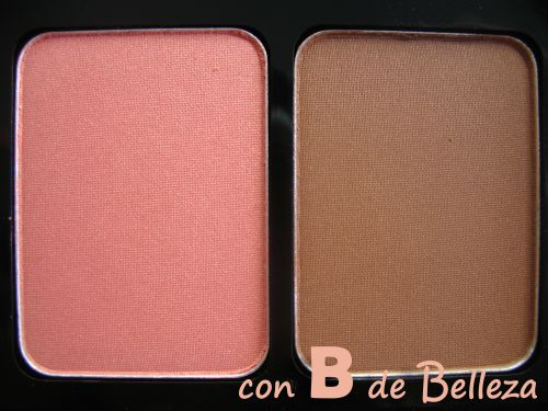 Dúo colorete y bronceador de ELF