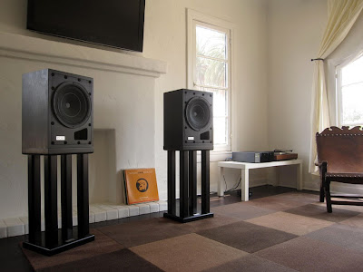 Crimson Electronics and Tocaro Loudspeakers in Los Angeles!
