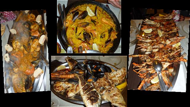 image Restaurant La Marenda à Argeles : les parilladas