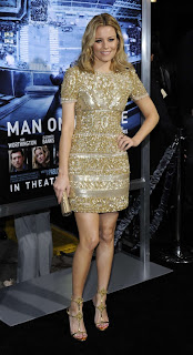 Elizabeth Banks, Man Ledge Premiere