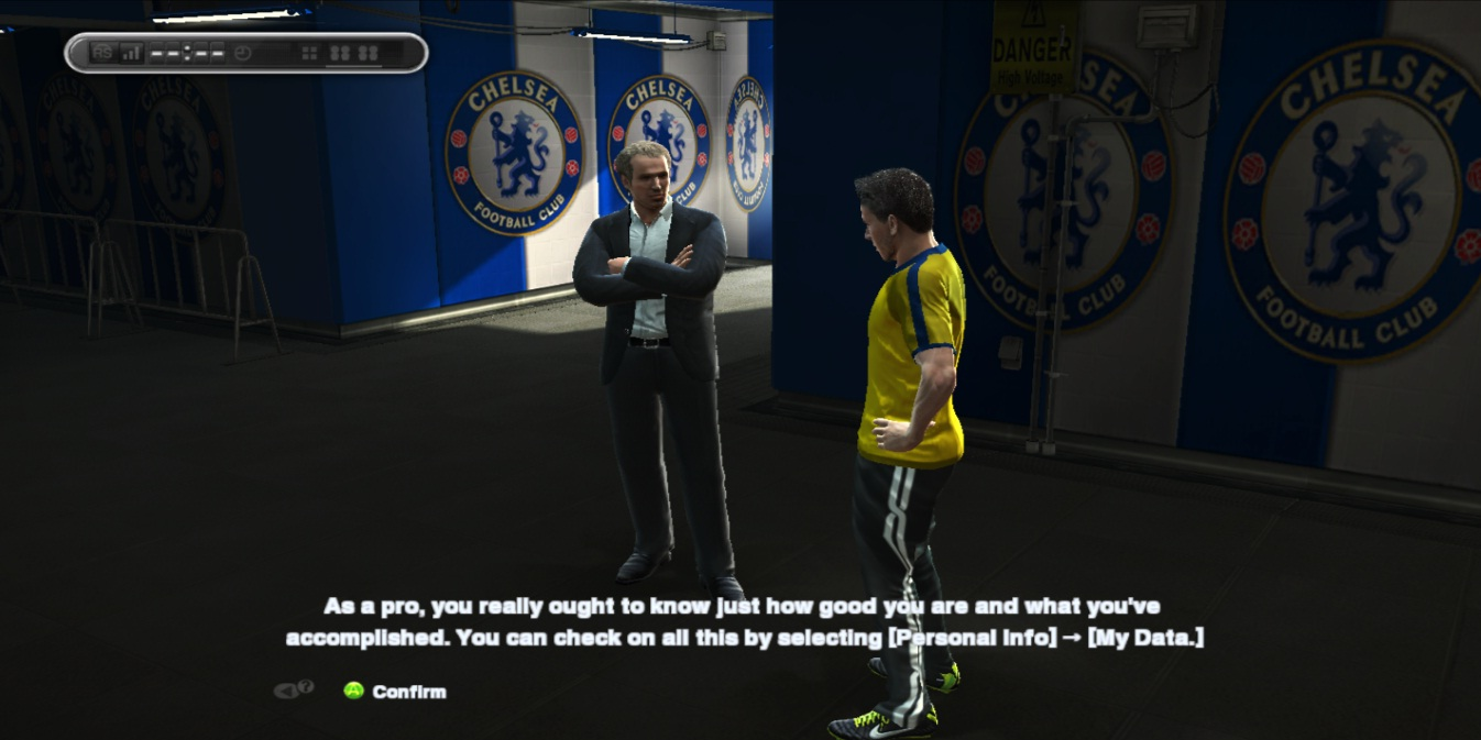 Download Passage Chelsea PES 2013 by mz