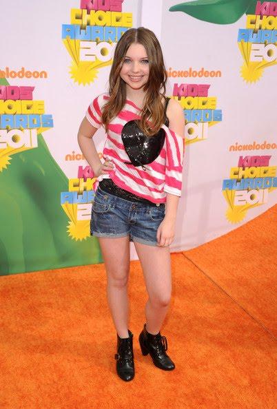 The 2011 Kids Choice Awards - Forever Starlet