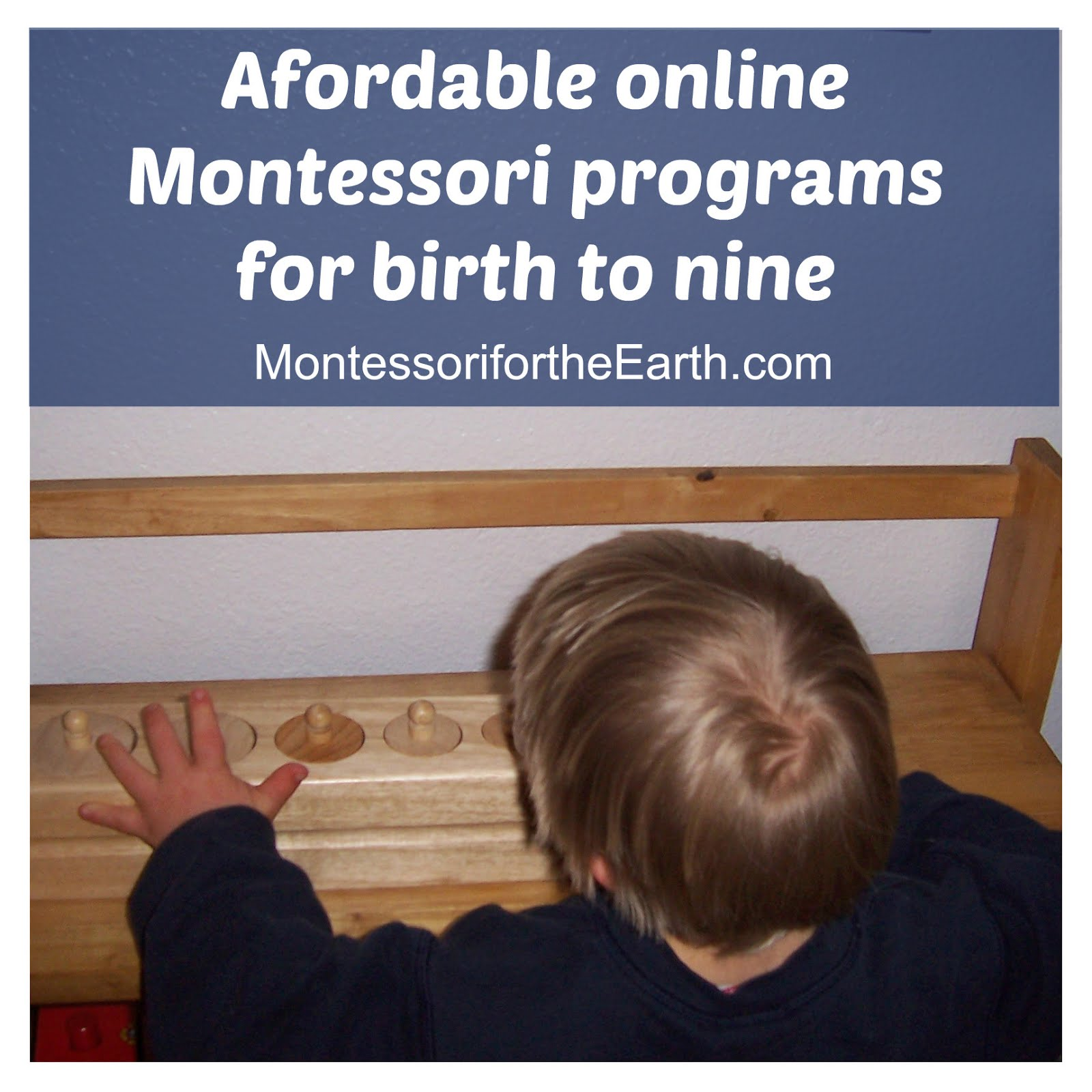 Affordable Online Montessori