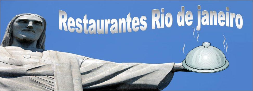 Restaurantes Rio de Janeiro