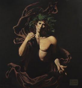 Bacchus by Ray Donley