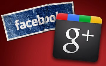 Traffic From Google plus and Facebook