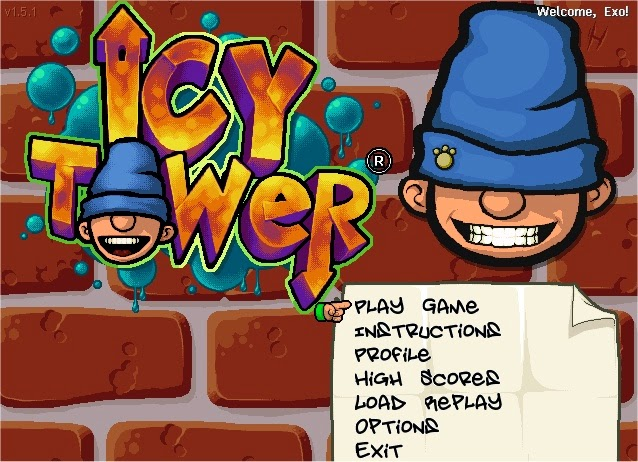 Icy Tower Logo