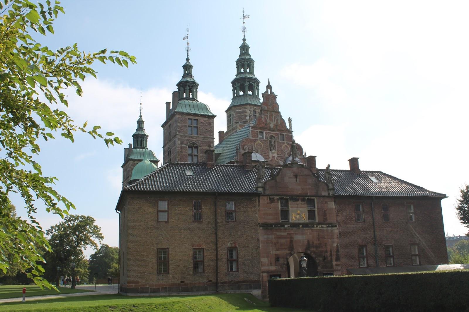 Trip to Copenhagen, Denmark