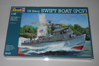 revell US Navy Swift Boat(PCF)1:48 box